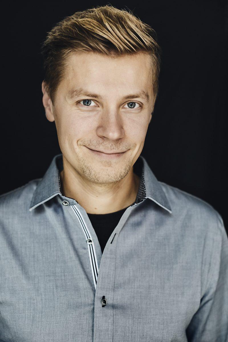 Juho Lindström.