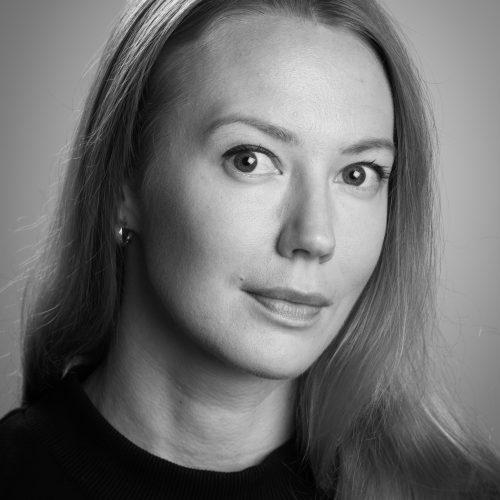 Heidi Ajanto. Kuva: Jukka Kontkanen