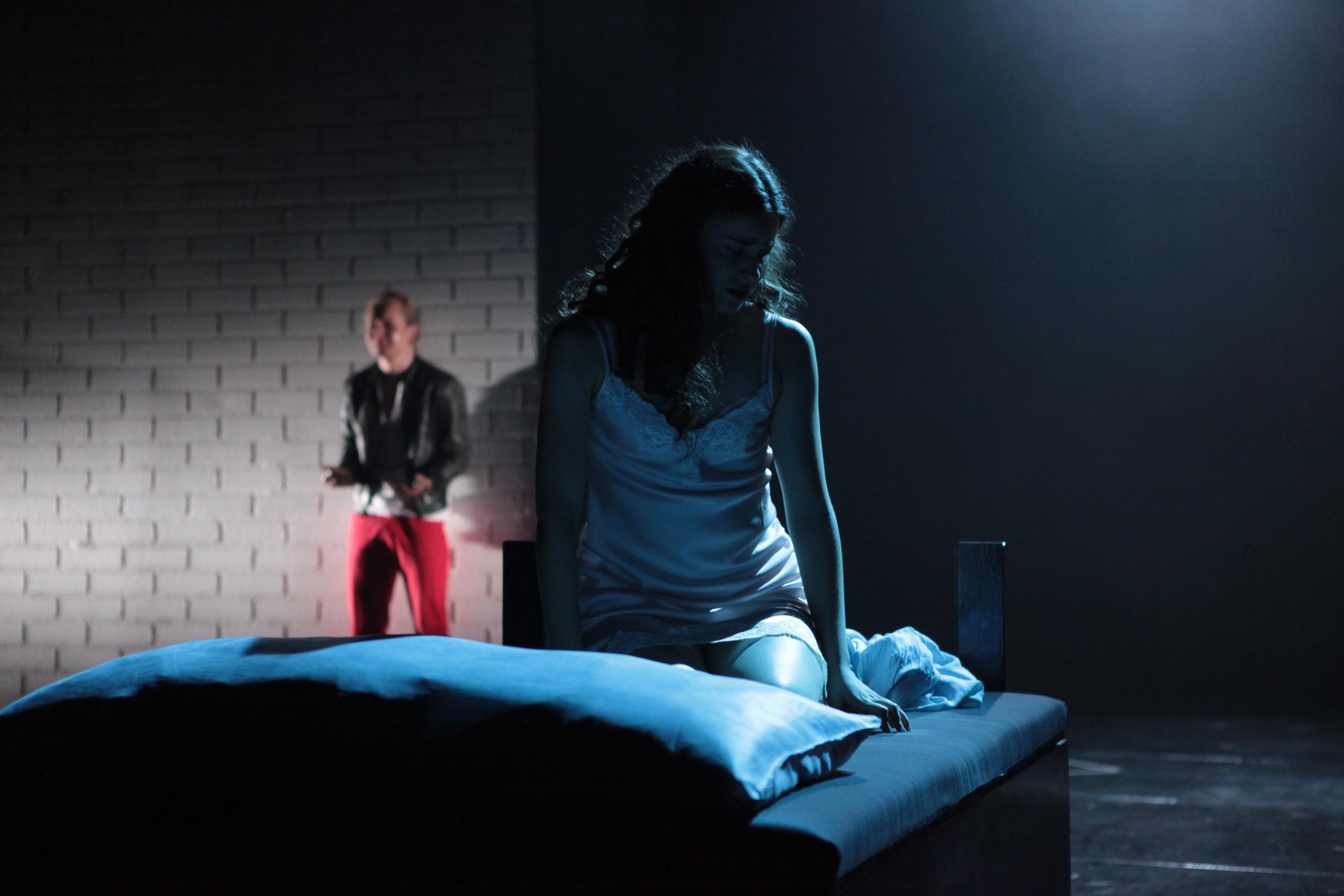 Romeo ja Julia. Topi Kohonen ja Anna Ackerman.