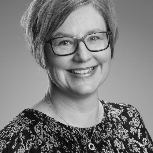Toimitusjohtaja Milla Hautala. Kuva: Jukka Kontkanen.
