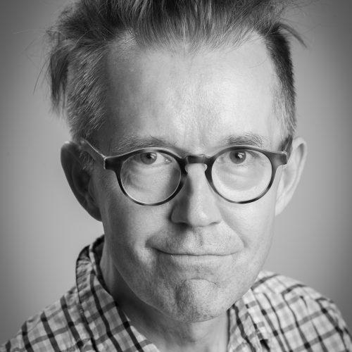 Tuomas Parkkinen. Kuva: Jukka Kontkanen