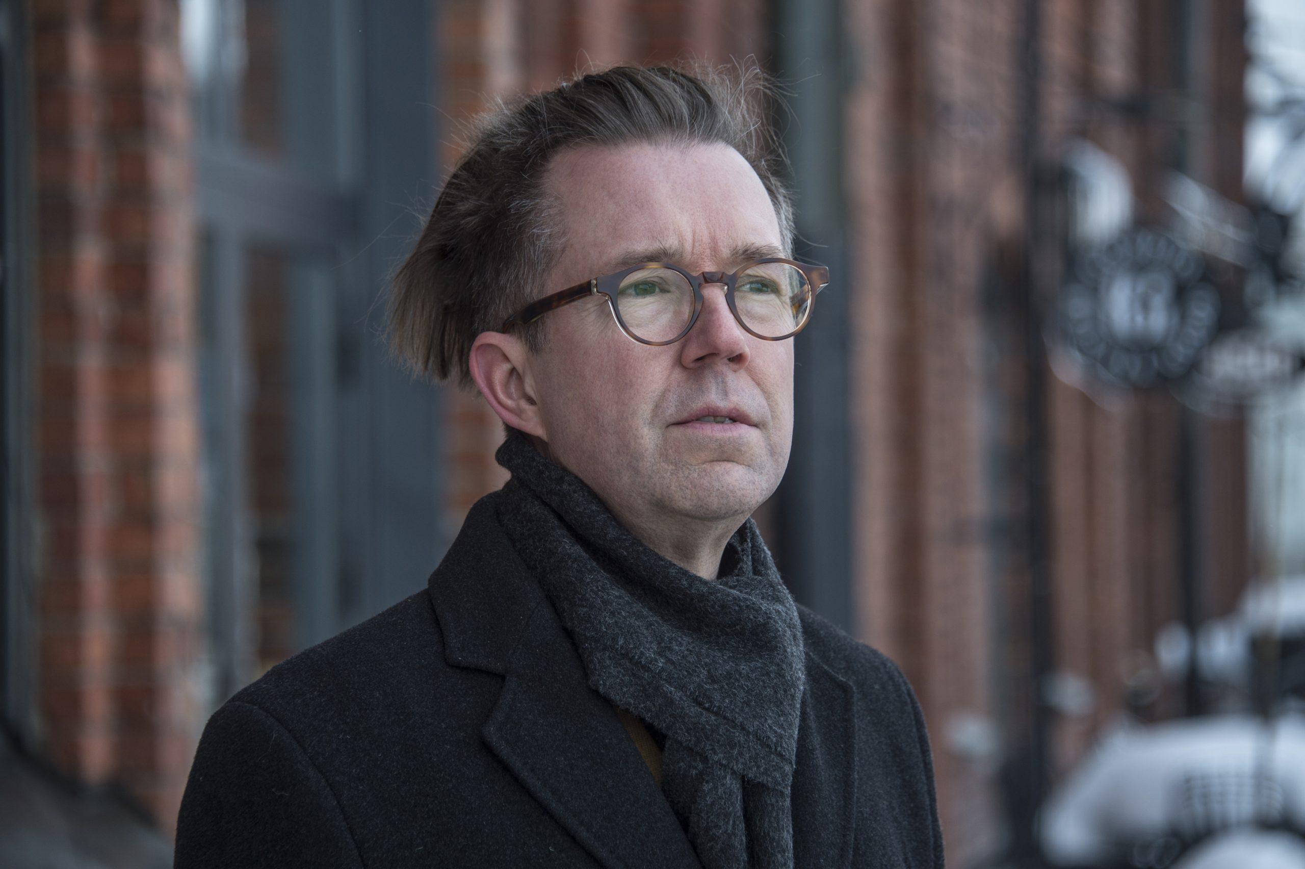 Tuomas Parkkinen. Kuva: Markku Ojala, Compic-Photos