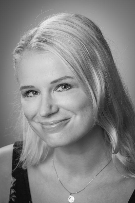 Reeta Vestman. Kuva: Jukka Kontkanen
