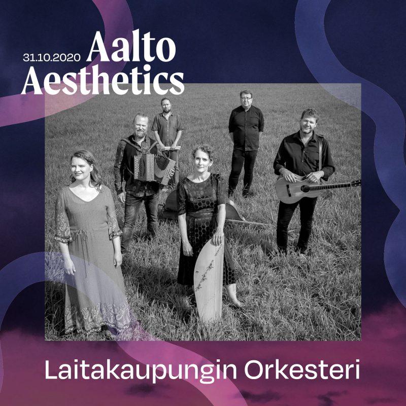 Aalto Aesthetics. Laitakaupungin orkesteri.