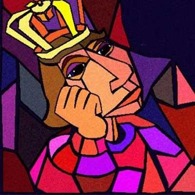 Eräänlainen kuningasnäytelmä