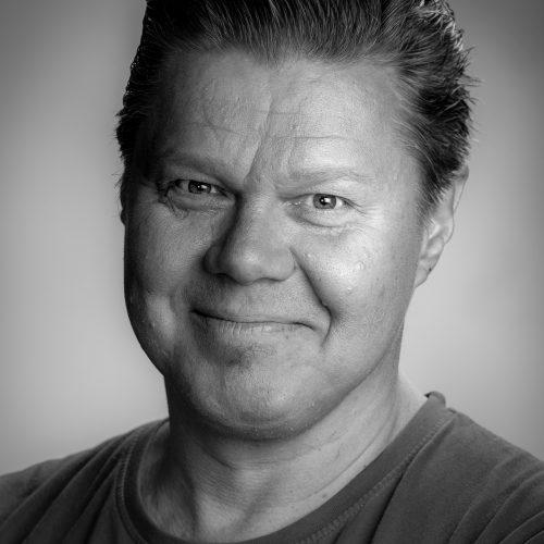 Heikki Vainionpää. Kuva: Jukka Kontkanen