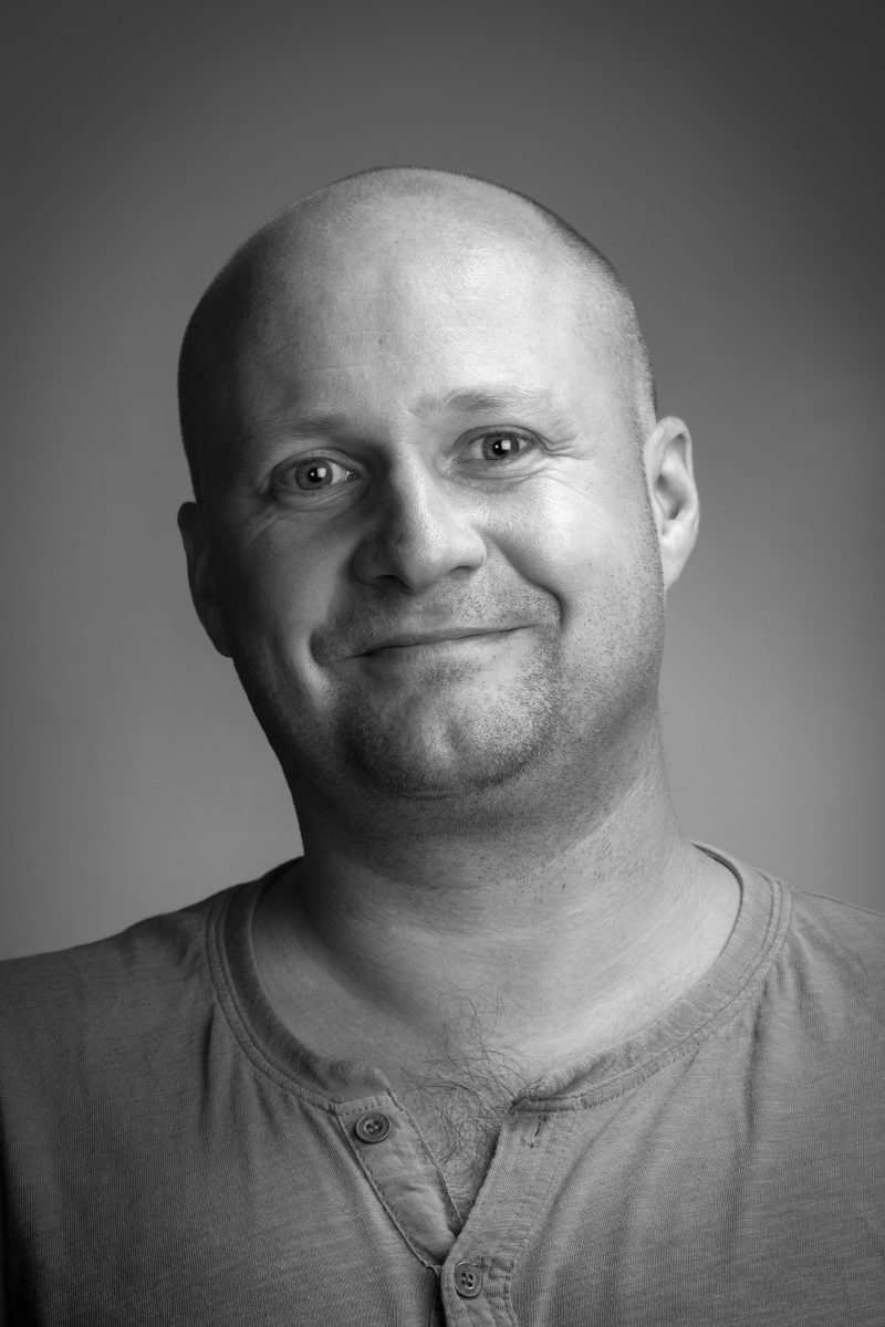 Jani Johansson. Kuva: Jukka Kontkanen