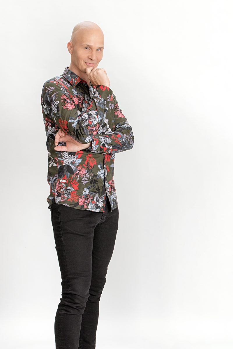 Marko Maunuksela. Kuva: Tom Lahti