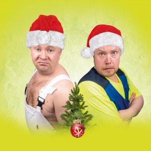 Rivo ja Raivo – jouluksi kotiin