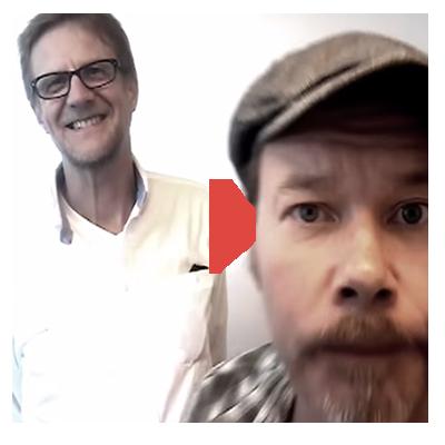 VLOGI: Mikko Koivusalo ja Toni Wahlström